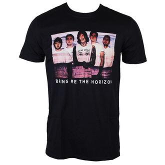 tee-shirt métal pour hommes Bring Me The Horizon - Photo Lines - ROCK OFF, ROCK OFF, Bring Me The Horizon