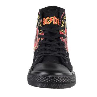 chaussures de tennis montantes pour femmes AC-DC - Sneakers - F.B.I., F.B.I., AC-DC