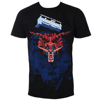 tee-shirt métal pour hommes Judas Priest - Defenders Blue - ROCK OFF, ROCK OFF, Judas Priest