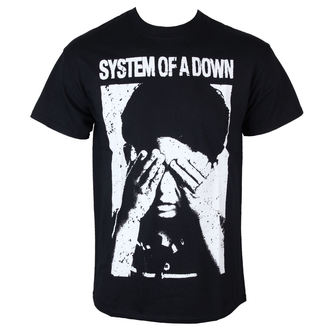 tee-shirt métal pour hommes System of a Down - See No Evil - ROCK OFF, ROCK OFF, System of a Down