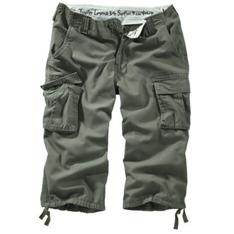 short 3/4 pour hommes SURPLUS - TROOPER LEGEND - OLIVE GEWAS, SURPLUS