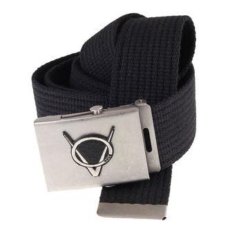 ceinture Doga - Noire, BLACK & METAL, Doga
