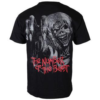 tee-shirt métal pour hommes Iron Maiden - - ROCK OFF, ROCK OFF, Iron Maiden