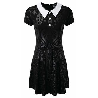 robe pour femmes KILLSTAR - Voodoo Doll - Noire - KIL258