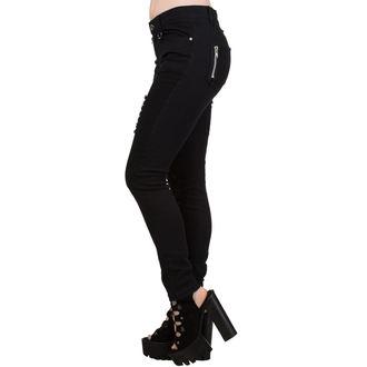 pantalon pour femmes BANNED - TR4053R/BLK