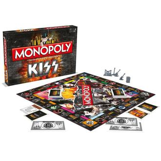 jeu KISS - Rock Band monopole, NNM, Kiss