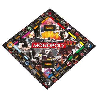 jeu KISS - Rock Band monopole, NNM, Kiss