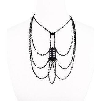 collier RESTYLE - Moon Royalty Noire, RESTYLE