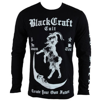 t-shirt pour hommes - In Reason Long Sleeve - BLACK CRAFT, BLACK CRAFT