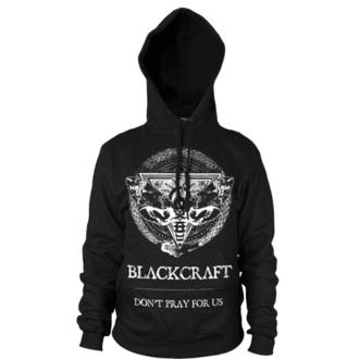 sweat-shirt avec capuche pour hommes - Protection Moth - BLACK CRAFT - HS032PM