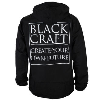 veste printemps / automne pour hommes - Create Your Own Future Windbreaker - BLACK CRAFT, BLACK CRAFT