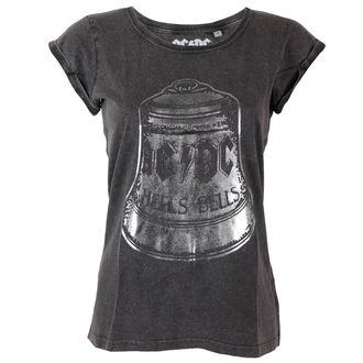 tee-shirt métal pour femmes AC-DC - Hells - ROCK OFF, ROCK OFF, AC-DC