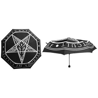 parapluie NOIRE CRAFT - Pentagram parapluie, BLACK CRAFT