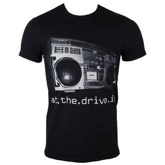 tee-shirt métal pour hommes At The Drive-In - Boombox - ROCK OFF, ROCK OFF, At The Drive-In