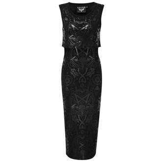 robe pour femmes KILLSTAR - Logan Shady- KIL269