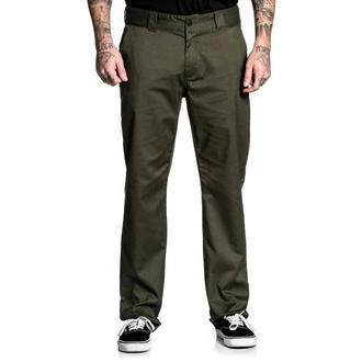Pantalon pour hommes SULLEN - 925 - OLIVE, SULLEN