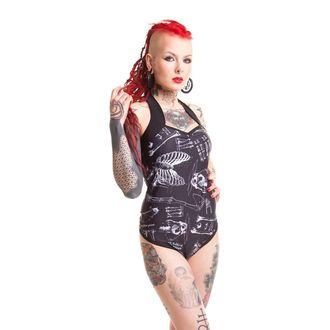 maillot de bain pour femmes POIZEN INDUSTRIES - Anatomy - Noire, VIXXSIN