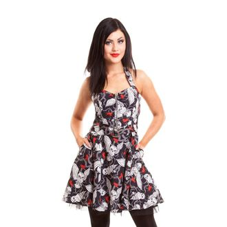 robe pour femmes CUPCAKE CULT - Chasse - Noire, CUPCAKE CULT