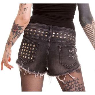 short pour femmes VIXXSIN - Razer - Noire, VIXXSIN
