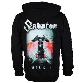 sweat-shirt avec capuche pour hommes Sabaton - Heroes Poland - CARTON, CARTON, Sabaton