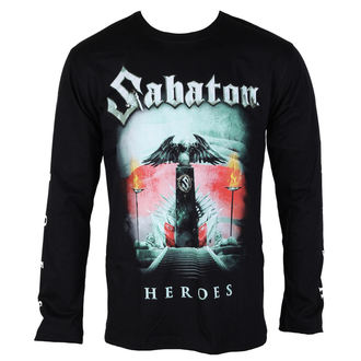 tee-shirt métal pour hommes Sabaton - Heroes Poland - CARTON, CARTON, Sabaton