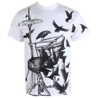 t-shirt pour hommes - Drums & Crows - ALISTAR, ALISTAR