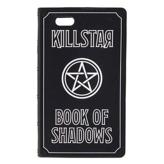 la couverture originale de silicone KILLSTAR - Book Of Shadows iphone Couvrir - 6/6S, KILLSTAR