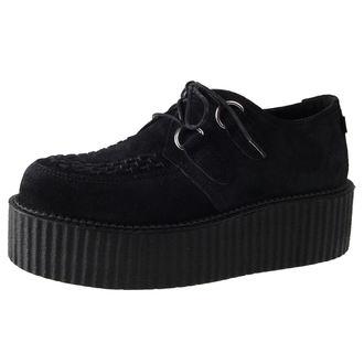 chaussures à semelles compensées pour femmes - Creepers - ALTERCORE, ALTERCORE
