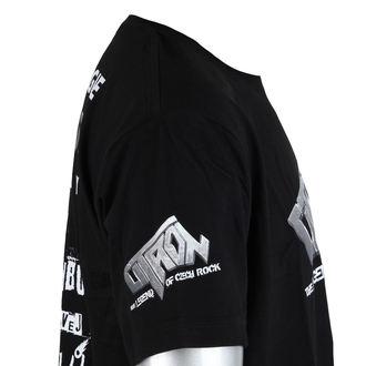 tee-shirt métal pour hommes Citron - Alba - NNM - CIT002