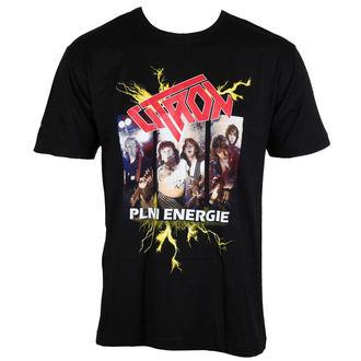 tee-shirt métal pour hommes Citron - Plni Energie - NNM
