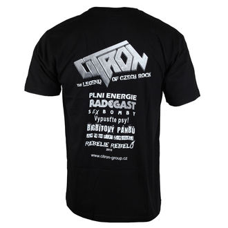 tee-shirt métal pour hommes Citron - Radegast - NNM, NNM, Citron