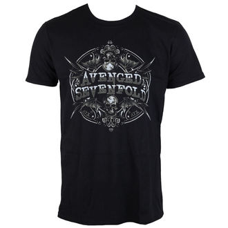tee-shirt métal pour hommes Avenged Sevenfold - Reflections - ROCK OFF, ROCK OFF, Avenged Sevenfold