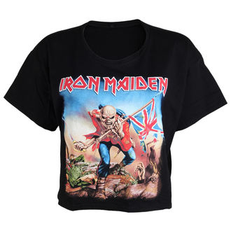 tee-shirt métal pour femmes Iron Maiden - Trooper - ROCK OFF, ROCK OFF, Iron Maiden