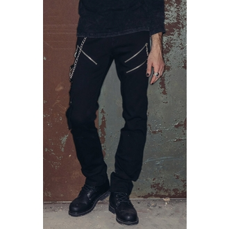 pantalon pour hommes DEVIL FASHION - Gothic Reaper, DEVIL FASHION