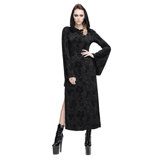 robe pour femmes DEVIL FASHION - Gothic Salem Rose, DEVIL FASHION