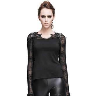 tee-shirt gothic et punk pour femmes - Gothic Dusk - DEVIL FASHION, DEVIL FASHION