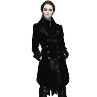 manteau pour femmes DEVIL FASHION - Gothic Maelstrom, DEVIL FASHION