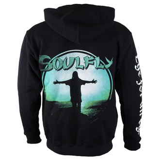 sweat-shirt avec capuche pour hommes Soulfly - One - NUCLEAR BLAST, NUCLEAR BLAST, Soulfly
