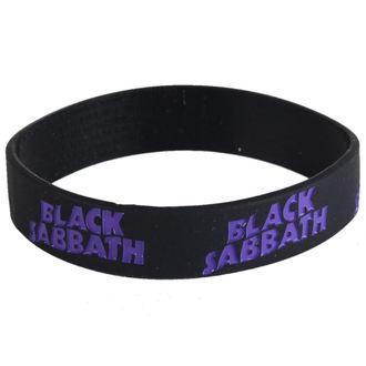 bracelet Black Sabbath - Logo - ROCK OFF, ROCK OFF, Black Sabbath