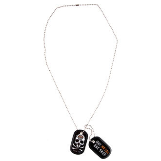 collier (de chien plaque) Metalshop, METALSHOP