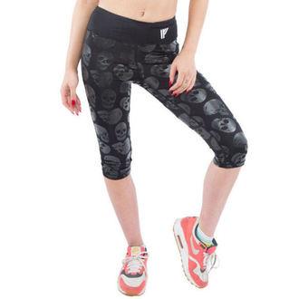 pantalon pour femmes (caleçons longs) IRON FIST - Skullz Club, IRON FIST
