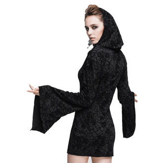 robe pour femmes DEVIL FASION - Gothic Salem Rose, DEVIL FASHION