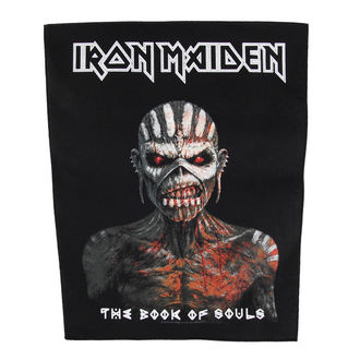 applique IRON MAIDEN - THE LIVRE OF SOULS - RAZAMATAZ, RAZAMATAZ, Iron Maiden