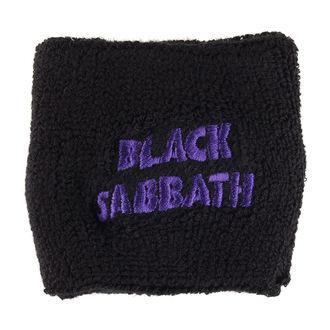dessous-de-bras NOIRE Le jour du Sabbat - POURPRE ONDULÉES LOGO - RAZAMATAZ, RAZAMATAZ, Black Sabbath