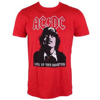 tee-shirt métal pour hommes AC-DC - LOCK UP YOUR DAUGHTERS - LIVE NATION, LIVE NATION, AC-DC
