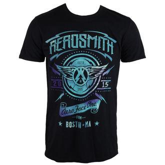 tee-shirt métal pour hommes Aerosmith - AERO FORCE ONE - LIVE NATION, LIVE NATION, Aerosmith