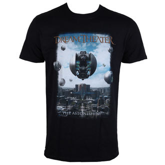 tee-shirt métal pour hommes Dream Theater - ASTONISHING - LIVE NATION, LIVE NATION, Dream Theater