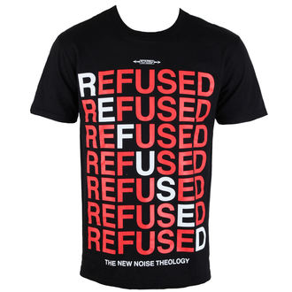 tee-shirt métal pour hommes Refused - New Noise Theology - PLASTIC HEAD, PLASTIC HEAD, Refused