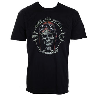 tee-shirt métal pour hommes Black Label Society - PLASTIC HEAD - PLASTIC HEAD, PLASTIC HEAD, Black Label Society