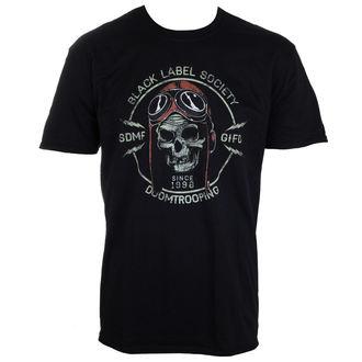 tee-shirt métal pour hommes Black Label Society - PLASTIC HEAD - PLASTIC HEAD, PLASTIC HEAD, Black Label Society